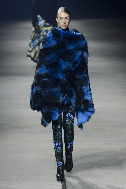 Модни тенденции Есен/Зима 2015-2016: Зимният кожух