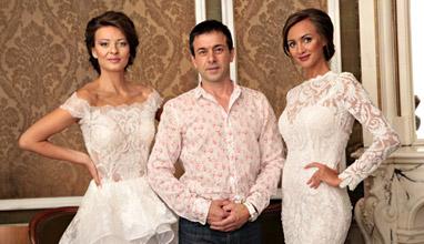 Диляна Попова открива ревюто на Христо Чучев на Sofia Fashion Week AW 2016