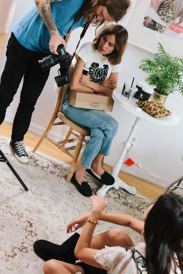Алекса Чънг - новия креативен директор на UGG