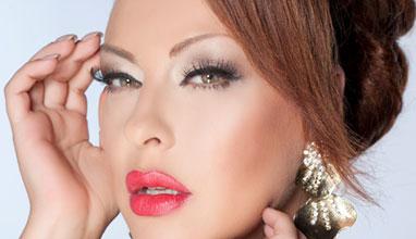 Ивана е рекламно лице на световния козметичен бранд AHAVA