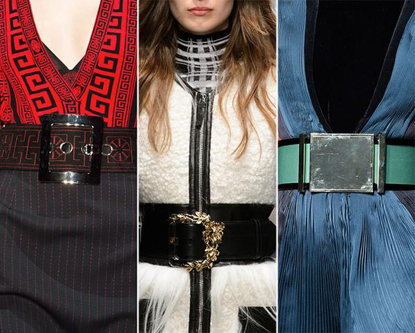 Модни тенденции при аксесоарите за Есен 2016