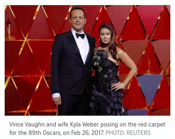 Български тоалет на червения килим на Оскарите