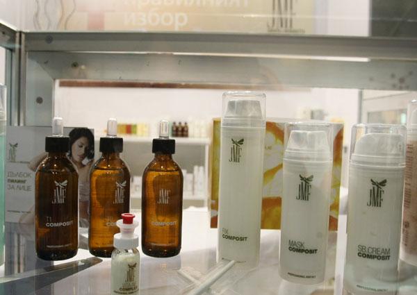 Българската натурална козметика все превес на изложението Arena of Beauty Professional