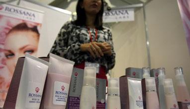Българската натурална козметика взе превес на изложението Arena of Beauty Professional