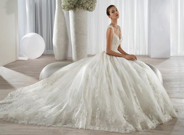 Сватбени рокли 2016 от Булчински салон ARETI