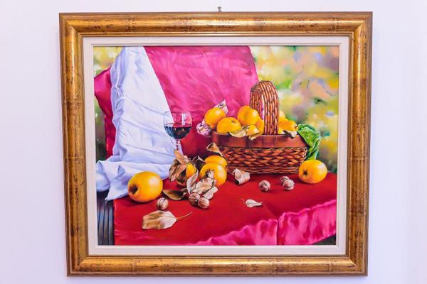"""Арт студио Калина представи изложбата """"Цвят и настроение"""""""