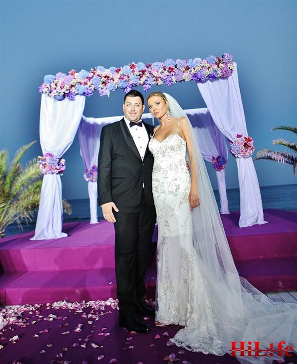 Тоалети от Bridal Fashion на сватбата на годината