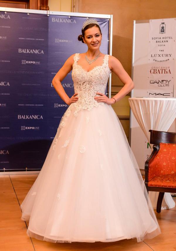 Успешно приключи деветото сватбено изложение BALKANICA WEDDING & HONEYMOON EXPO 2017
