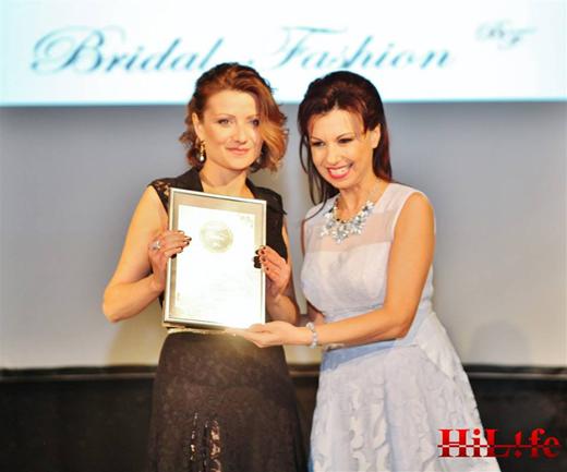 Bridal Fashion с награда Best Brand Award за висша мода