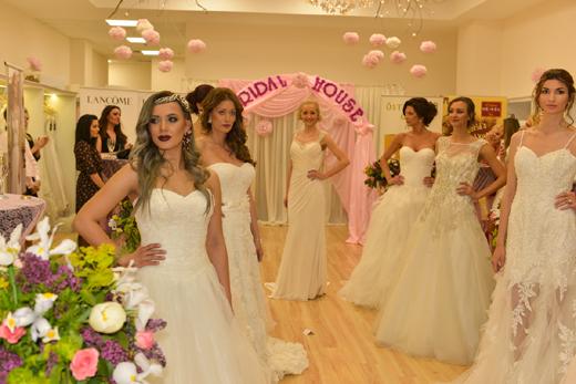 Бутик BRIDAL HOUSE отпразнува своя първи рожден ден с изискано звездно парти