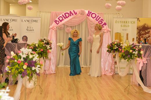 Бутик BRIDAL HOUSE отпразнува своя първи рожден ден с изис <p align=