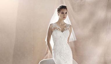 Красотата на новите колекции булчински рокли на Pronovias Fashion Group в сватбен център БРИЛЯНТИН