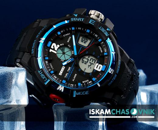 Различната визия и модата на разнообразието при ръчните часовници