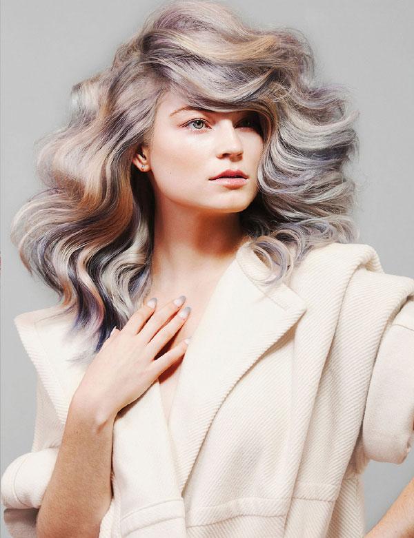 Луди по цветовете с новия брой на Coiffure Beauty