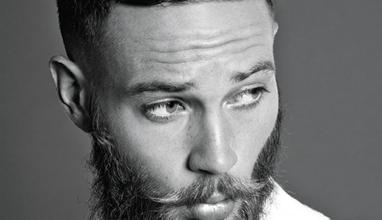 Мъжете с нов имидж в новия брой на Coiffure Beauty