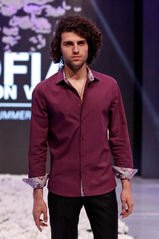 Daniel Fashion представя колекция мъжки ризи EDGE