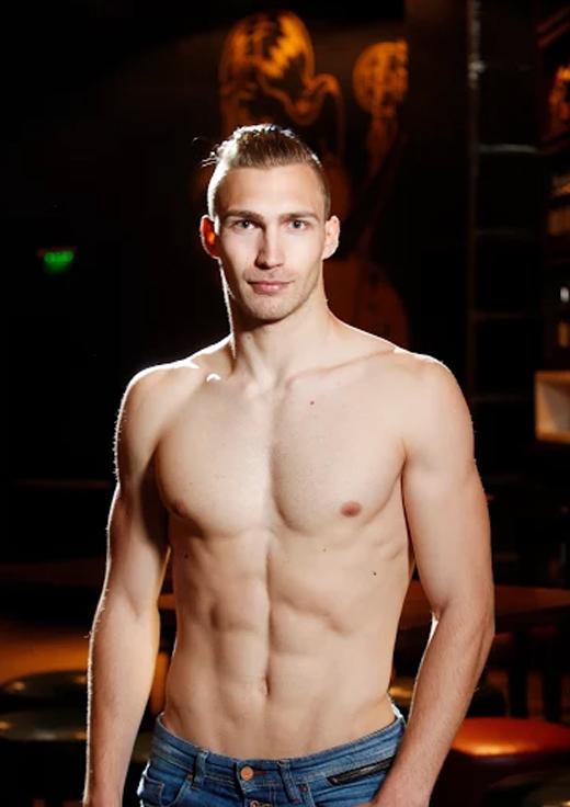 Футболистът и топмодел Даниел Георгиев в битката за Мистър България 2016