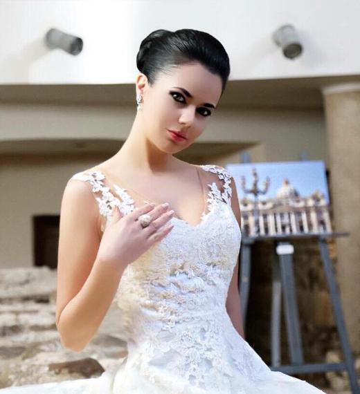 Елеонора Манчева с ексклузивна фотосесия за Bridal Fashion