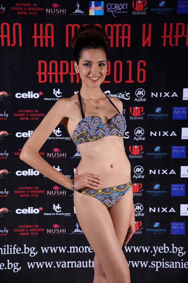 Грандиозен моден спектакъл на Фестивала на модата и красотата Варна 2016