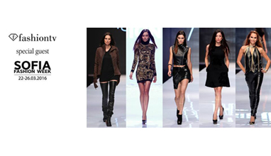 Fashion TV обяви официално - ще бъде гост на Sofia Fashion Week 2016