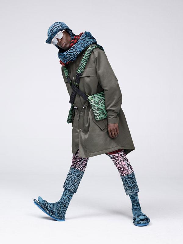 Първите модели от колаборацията на H&M с Kenzo са факт