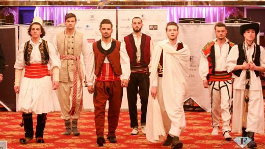 Българският модел Ивел Йорданов в топ 3 на световен конкурс в Анталия