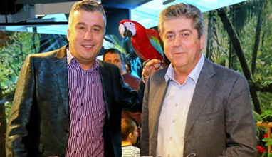 Експрезидентът Георги Първанов и футболистът Благой Георгиев посетиха най-голямата изложба на папагали в Европа