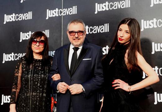 Just Cavalli отпразнува пет години в България