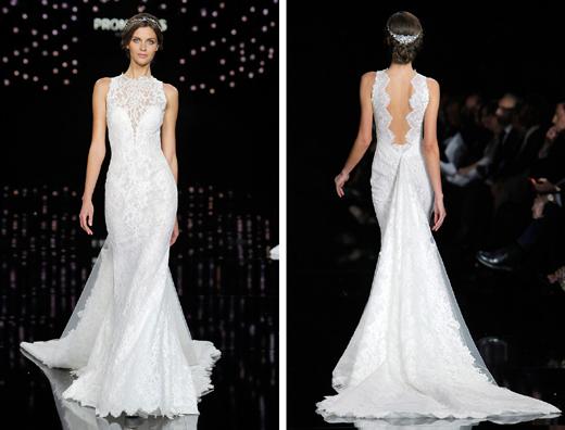 Колекция Le Ciel 2017 на Pronovias в бутик Bridal Fashion през септември 2016