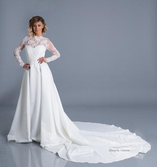 Колекция булчински рокли на Първолета Чавдарова-Летиция
