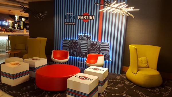 MARTINI: Нов дизайн, вдъхновен от Формула 1