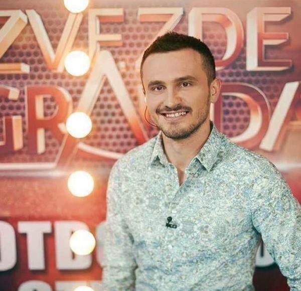 Македонската тв звезда Ване Марковски журира Мистър България 2016