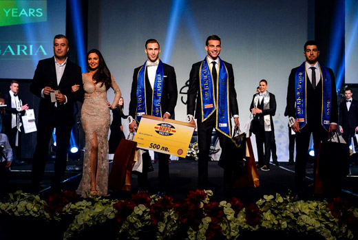 Георги Йовчев е Мистър България 2016