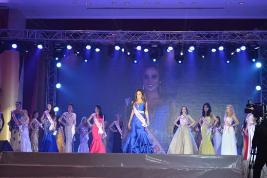 Българка стана шеста на Мисис Свят 2016 в Китай