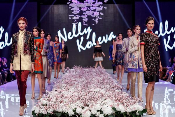 Колекция Пролет-Лято 2016 на Нели Колева - Вдъхновена от Изтока