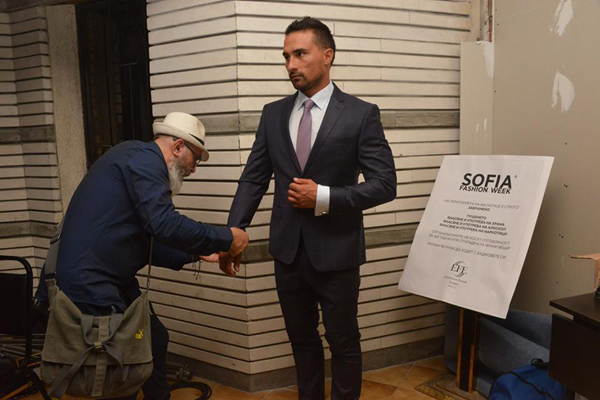 Топдизайнерът на Carducci Осман Узун идва за втори път на Sofia Fashion Week
