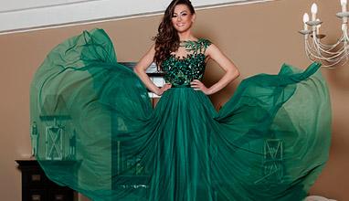 PALOMA FASHION представя колекция бални и официални рокли 2016
