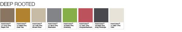 С кои цветове да комбинираме цветът на 2017: Greenery