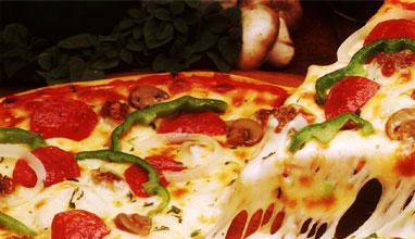 Яжте пица и отслабнете