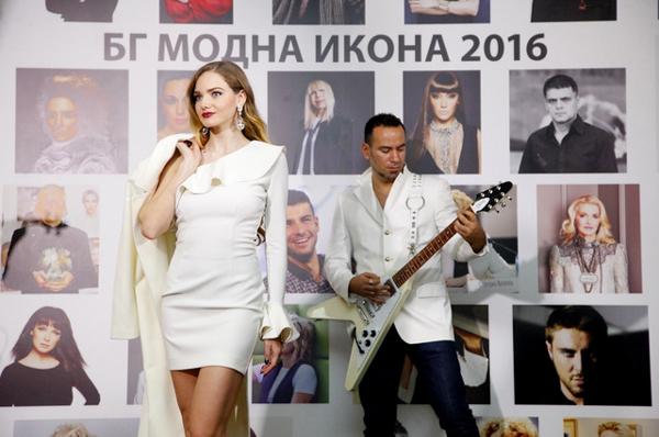 "Впечатляващ ревю-спектакъл на ""БГ МОДНА ИКОНА 2016"""