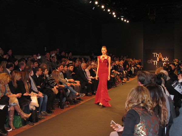 София Борисова участва в седмицата на модата в Рим ALTA ROMA