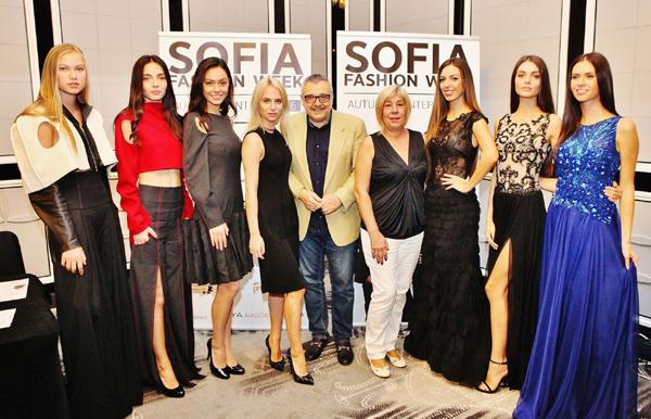Мода от най-висока класа на SOFIA FASHION WEEK AW 2016