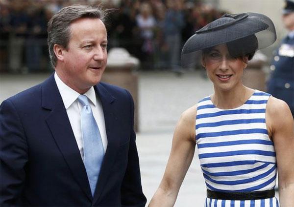 Саманта Камерън пуска своя модна линия