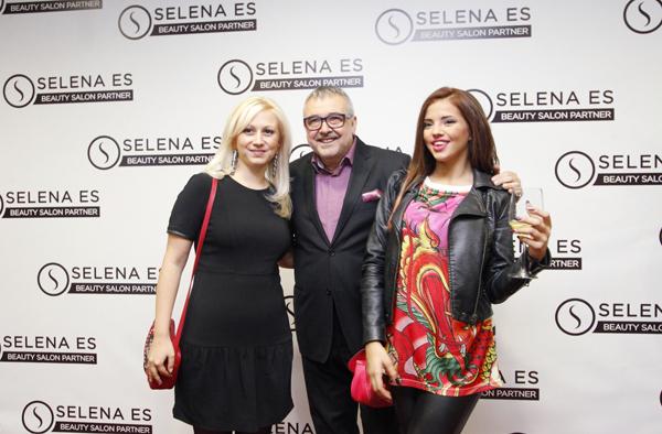 SELENA ES представи грандиозен коафьорски спектакъл