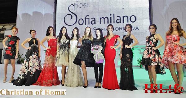 Топ дизайнерът София Борисова откри XXV Италиански Фестивал на красотата и прическата