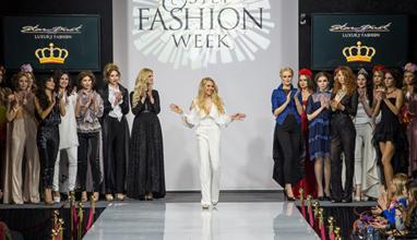 STAR DUST с награда от Седмицата на модата в Русия