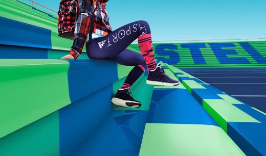 adidas StellaSport представя колекция Есен-Зима 2016 - вдъхновена от колежанските отбори