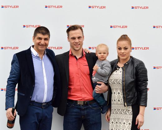 STYLER с нов фирмен магазин в Пловдив