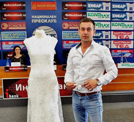 Тенденции при Сватбената мода