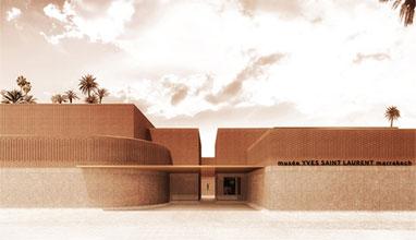 Откриват два музея на Yves Saint Laurent